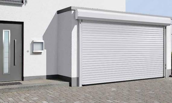 Puertas enrollables gs puertas y automatismos for Puertas enrollables
